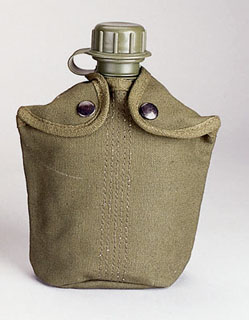 Rothco Heavy Weight Canteen Cover-Rothco