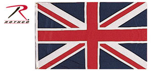Rothco United Kingdom Flag-