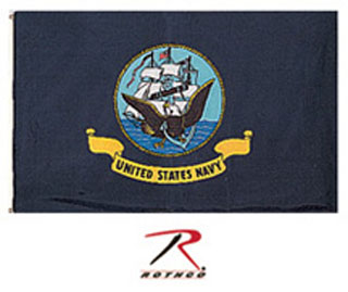 Rothco US Navy Flag-