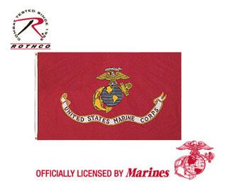 Rothco U.S.M.C. w/ G&A Flag-