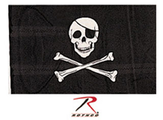 Rothco Jolly Roger Flag-
