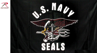 Rothco United States Navy Seals Flag-