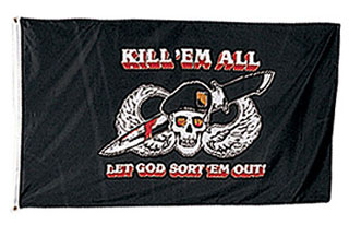 Rothco Kill Em All Flag-