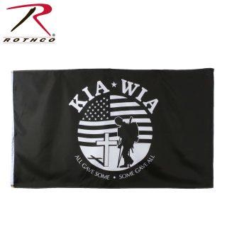 Rothco KIA-WIA Flag-