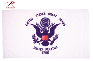 Rothco U.S. Coast Guard Flag-Rothco