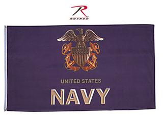 Rothco U.S. Navy Anchor Flag-Rothco