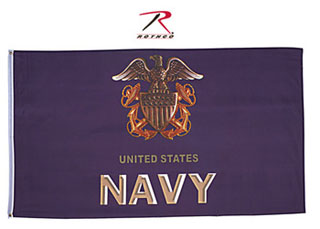 Rothco U.S. Navy Anchor Flag-