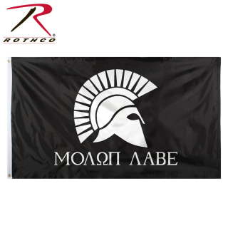 Rothco Molon Labe Flag-