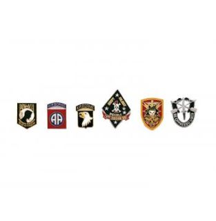 Army Expert Weapons Qualification Badge-