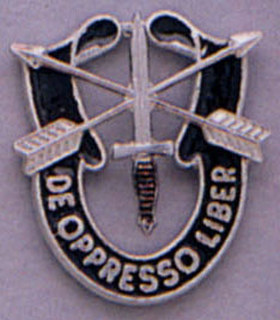 Rothco Special Forces Crest Pin-