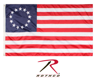 Rothco Colonial Flag / 3 X 5-
