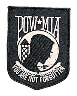 Rothco POW-MIA Patch-