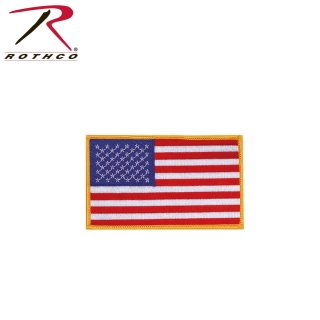 Rothco US Flag Patch-Rothco