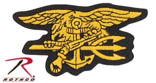 Seal Team Trident Patch
