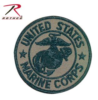 Rothco Marine Corps Patch-Rothco