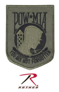 Rothco POW-MIA Patch - Subdued-