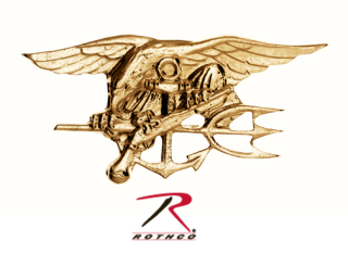 Rothco Navy Seals Pin-Rothco