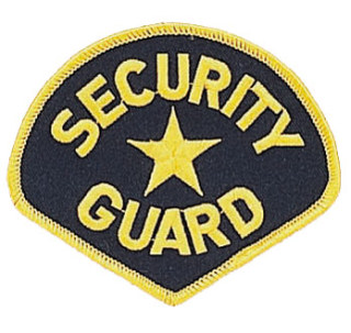 Rothco Security Guard Patch-