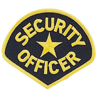 Rothco Security Officer Patch-