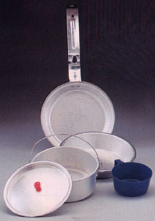 Rothco Deluxe 5 Piece Mess Kit-