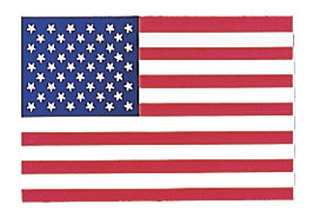 Rothco US Flag Decal-Rothco