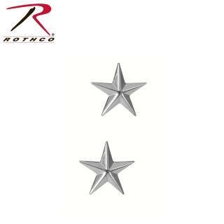Rothco Brigadier General Insignia Stars-