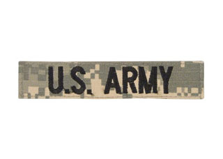 U.S. Army Branch Tape-