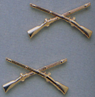 Rothco Officers Infantry Pin-Rothco
