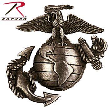 Rothco U.S.M.C. Cap Pin-Rothco