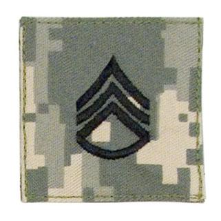 ACU Digital Staff Sgt Insignia