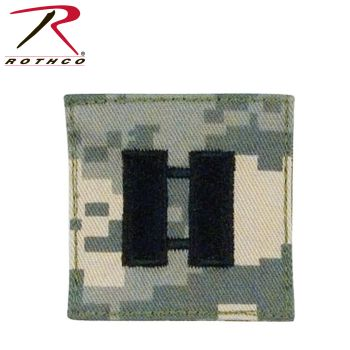 Official U.S. Made Embroidered Rank Insignia - Captain Insignia-