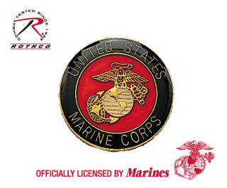 Rothco Marine Corps Pin-