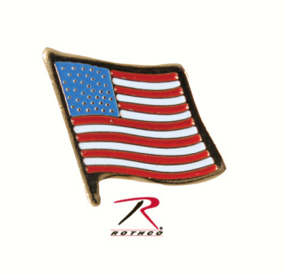 Rothco U.S. Flag Pin-