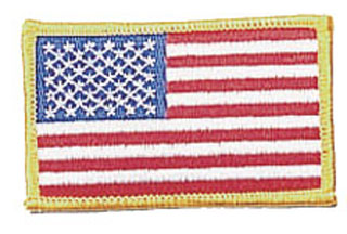 1777 U.S. Flag Patch