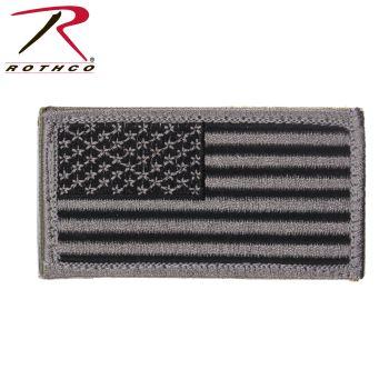 Rothco American Flag Patch - Hook Back-12712-Rothco