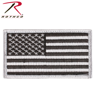 17781_Rothco American Flag Patch - Hook Back-
