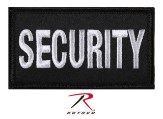 Rothco Security Patch for Operators Cap-