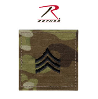 1794_Rothco Official U.S. Made Embroidered Rank Insignia - Sergeant-