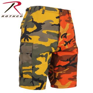 Rothco Two-Tone Camo BDU Short-