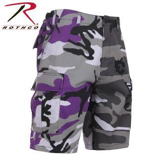 Rothco Two-Tone Camo BDU Short-