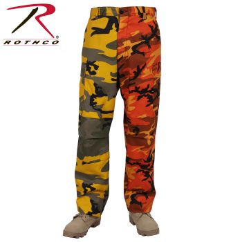 Rothco Two-Tone Camo BDU Pants-