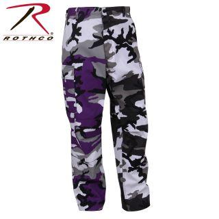 Rothco Two-Tone Camo BDU Pants-