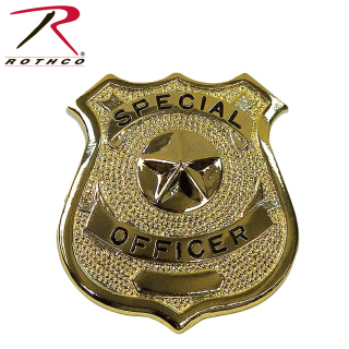 Rothco Special Officer Badge-