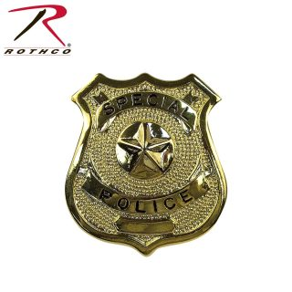 1907_Rothco Special Police Badge-