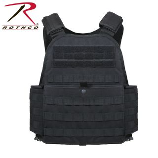Rothco MOLLE Plate Carrier Vest-