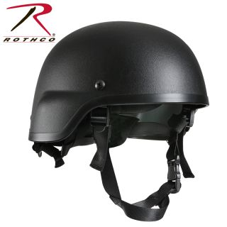 Rothco ABS Mich-2000 Replica Tactical Helmet-Rothco