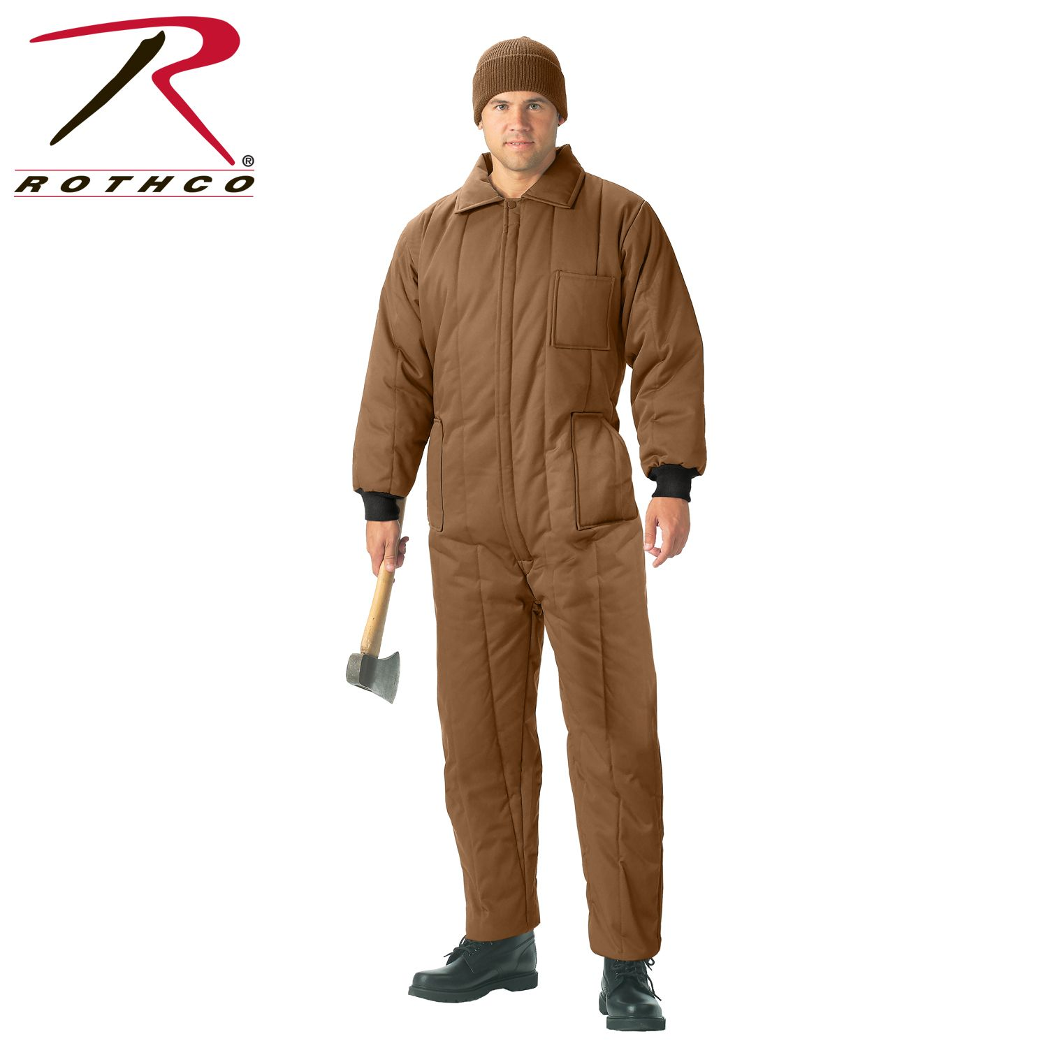 Rothco Insulated Coveralls-Rothco