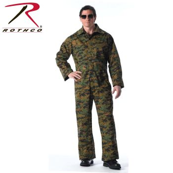 Rothco Unlined Coveralls-