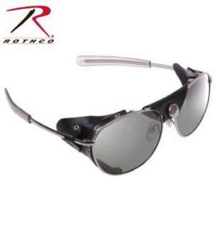 Rothco Tactical Aviator Sunglasses With Wind Guards-Rothco
