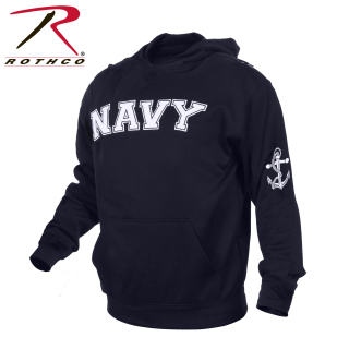 Rothco Military Embroidered Pullover Hoodies-14945-Rothco
